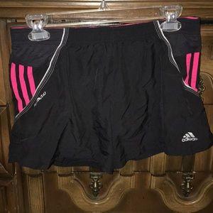 Adidas running shorts