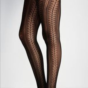 Free People Heart Calls Tights