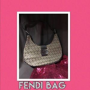 Fendi bag size medium