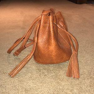 NWOT Free People Bucket Bag