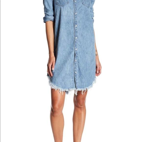 Lucky Brand Dresses & Skirts - NWT Lucky Brand Western Shirt Dress