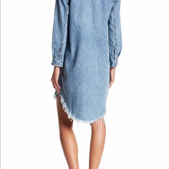 Lucky Brand Dresses - NWT Lucky Brand Western Shirt Dress