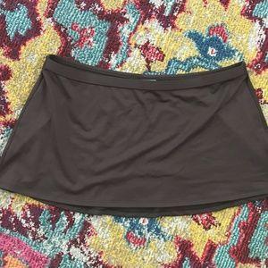 Swim Skirt, Swimsuit Cover-up, Womens Large