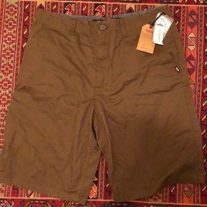 NWT Men's Vans shorts
