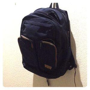 Navy blue Levis backpack