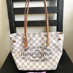 🦄Rare! Authentic Louis Vuitton Cabas Adventure PM