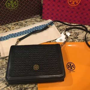 Tory Burch Bryant quilted combo crossbody