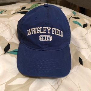Wrigley Field baseball cap