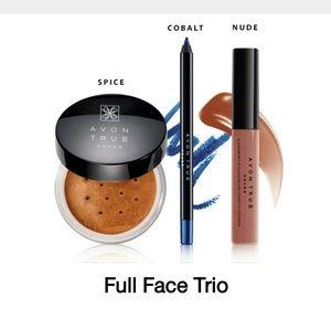 Avon full face trio