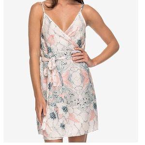 ROXY wrap dress
