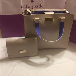 💕 Kate Spade Bag and Wallet