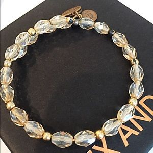 Alex And Ani Champagne Glitz