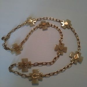 Tory Burch pendant necklace