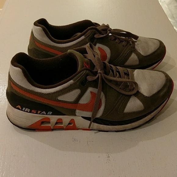 c948e1b84b3de Men's Vintage Nike's Air Stab
