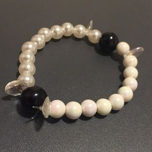 Yin Yang Handcrafted Bracelet