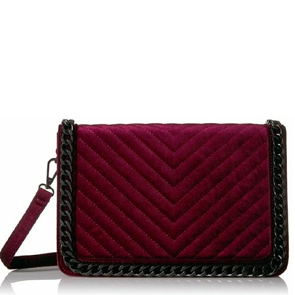 Velvet Crossbody Bag 952f3fa7ef30a