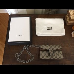 New mini Gucci cross body
