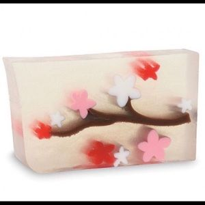 Primal Elements Cherry Blossom Glycerin Soap