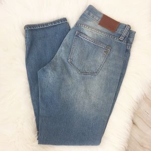 Madewell Size 25 Boy Jeans
