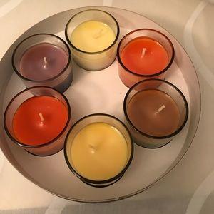 Illuminations Aromatherapy Votive Set