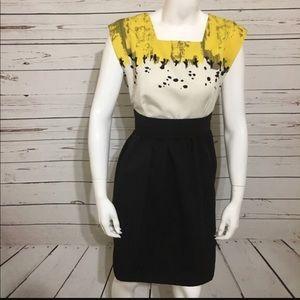 Anthropologie Sariah - Bird Song Mini Dress