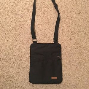 Eddie Bauer cross body purse