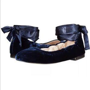 Sam Edelman Ink blue Fallon Ballet flats
