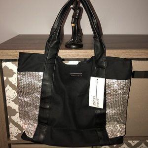 Adam Levine Sequin Tote Bag