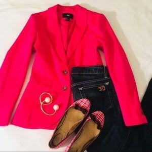 Stunning Soft Comfy Pink Blazer