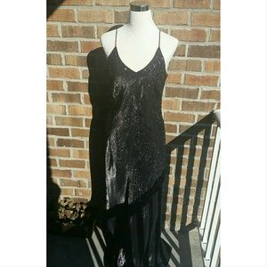 All That Glitters Evening Dress