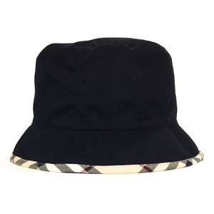 Authentic BURBERRY London England Classic Bucket