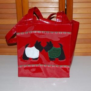 Handbags - Super Cute Scottie Bag NWOT