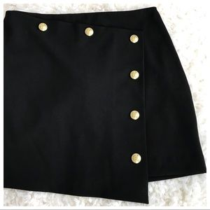 NWT - Express Military Envelope Skirt