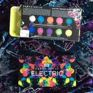 Sale Urban decay electric palette discontinued