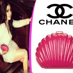 Rare 2011 Chanel Clam Shell ViP Gift