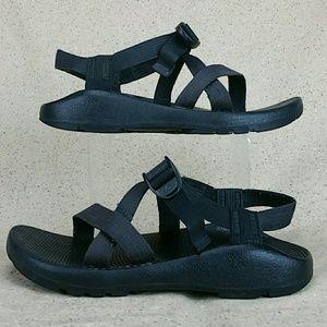 Chaco Z1 Classic Sandals Black W 9