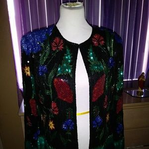 VINTAGE HOLIDAY JACKET NWT