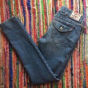 True Religion Skinny Jeans 31R