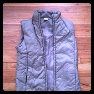 Other - Vest with heart stitching