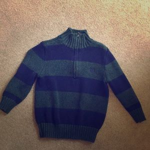 Toddler Chaps Sweater
