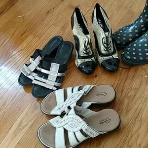 Shoe lot $10-$25