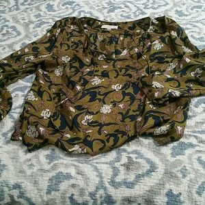 Loft blouse xl