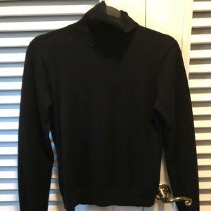 Brooks Brothers 346 Wool Turtleneck Sweater