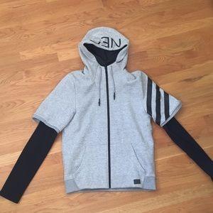 NWOT adidas neo hoodie