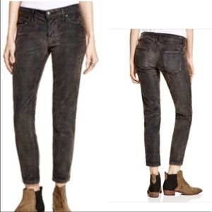 Free People Corduroy Jeans NWOT Size 24
