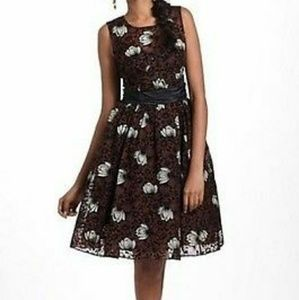 Anthropologie Frock by Tracy Reese Chrysanthemum