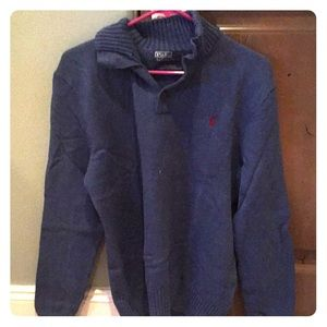 Like new Polo Ralph Lauren 100% cotton pullover