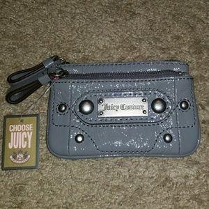 Juicy Couture Grey Wallet NWT