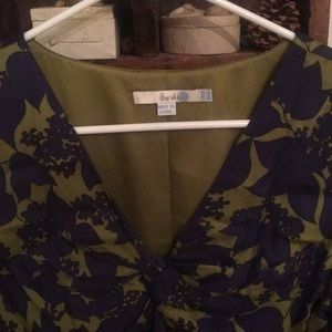 Boden Botanical Print Dress