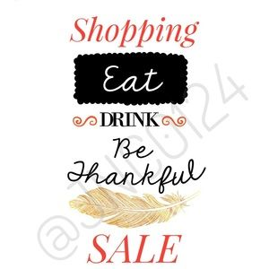 30% OFF Thanksgiving Day SALE!